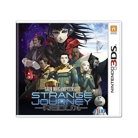 Jogo Shin Megami Tensei: Strange Journey Redux - 3DS