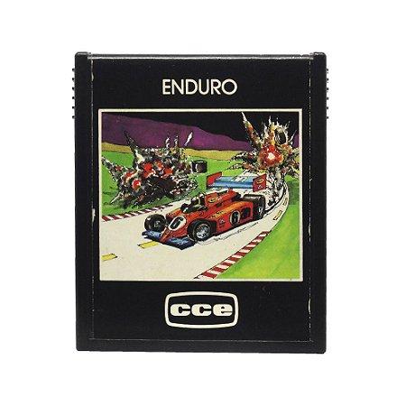 Jogo CCE Enduro - Atari