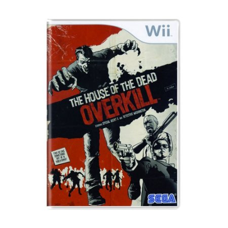 Jogo The House of the Dead: Overkill - Wii