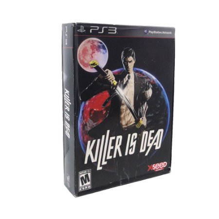 Jogo Killer is Dead (Limited Edition) - PS3