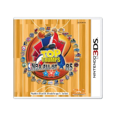 Jogo Top Trumps: NBA All Star - 3DS