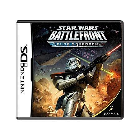 Jogo Star Wars: Battlefront - Elite Squadron - DS