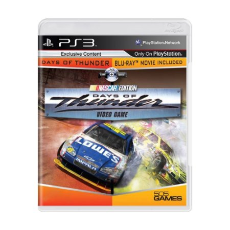 Jogo Days of Thunder: Nascar Edition - PS3