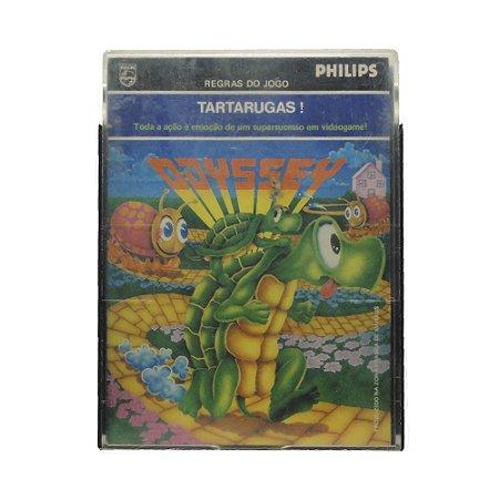 Jogo Odyssey Tartarugas - Odyssey²