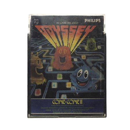Jogo Odyssey Come-Come II - Odyssey²