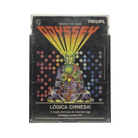 Jogo Odyssey Lógica Chinesa - Odyssey²