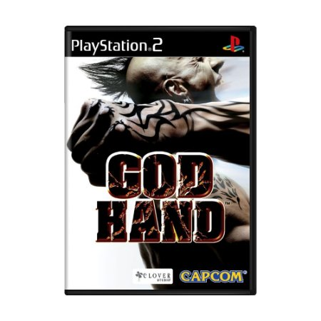 Jogo God Hand - PS2