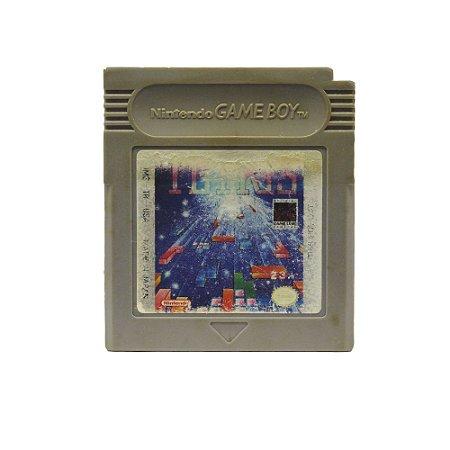 Jogo Tetris - GBC