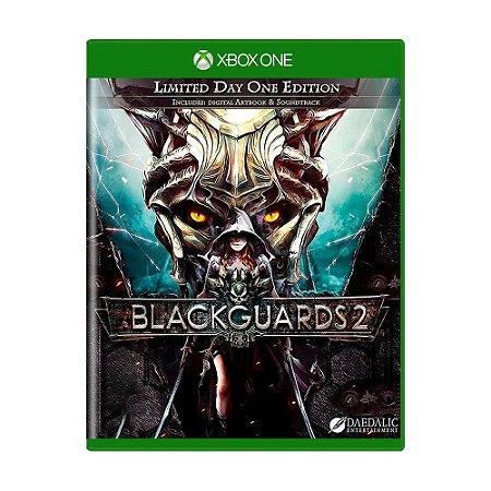 Jogo Blackguards 2 - Xbox One