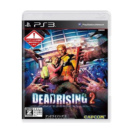 Jogo Dead Rising 2 - PS3 (Japonês)