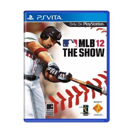 Jogo MLB 12: The Show - PS Vita