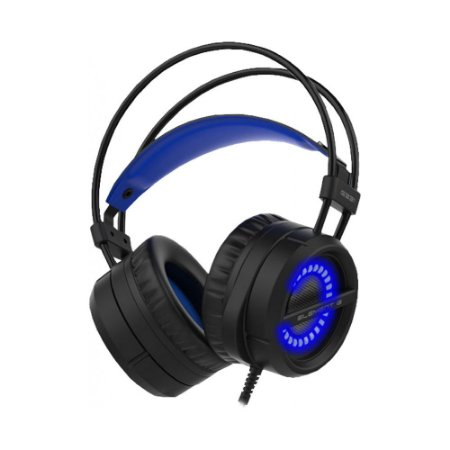 Led Gaming Headset Element G331 - PS3, PS4, PC e Mac