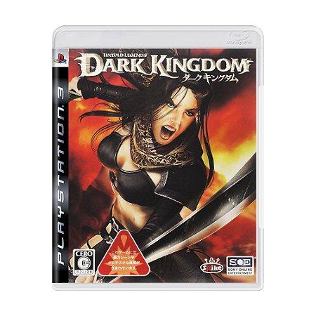 Jogo Untold Legends: Dark Kingdom - PS3