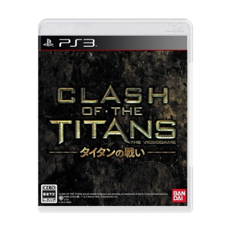 Jogo Clash of the Titans: The Videogame - PS3
