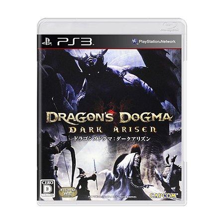 Jogo Dragon's Dogma: Dark Arisen - PS3 (Japonês)
