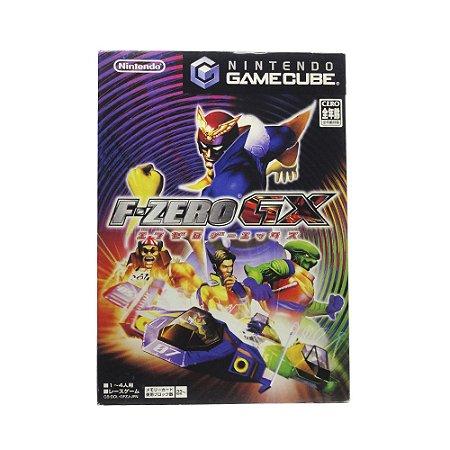 Jogo F-Zero GX - GameCube (Japonês)