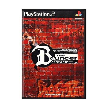 Jogo The Bouncer - PS2 (Japonês)