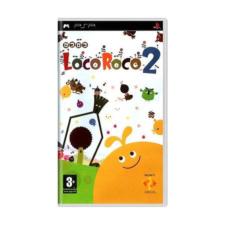 Jogo LocoRoco 2 - PSP