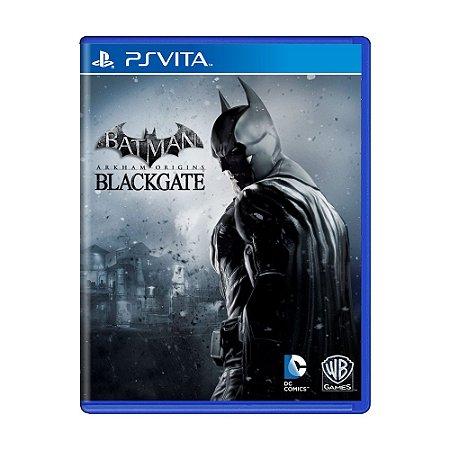 Jogo Batman Arkham Origins: BlackGate - PS Vita