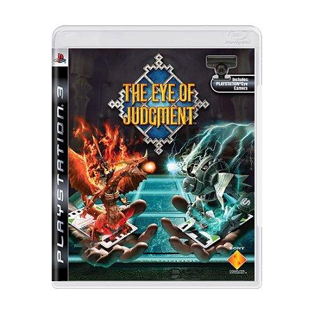Jogo The Eye of Judgment (Bundle) - PS3