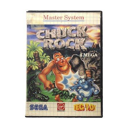 Jogo Chuck Rock - Master System