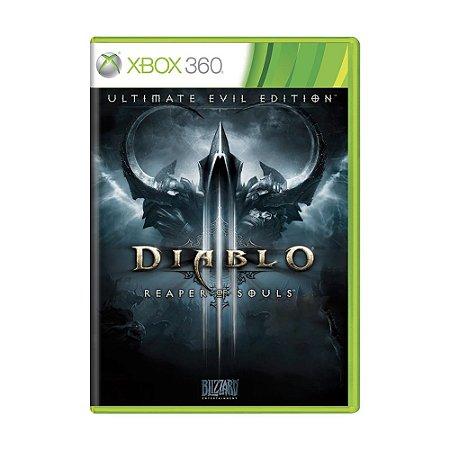 Jogo Diablo III: Reaper of Souls - Xbox 360