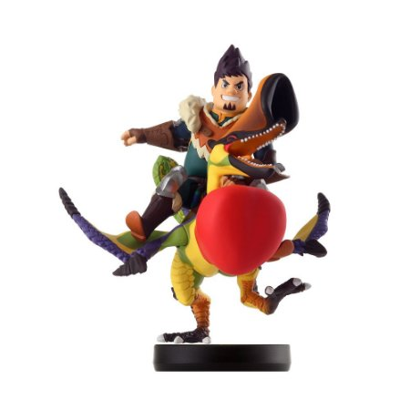Nintendo Amiibo: Dan's Qurupeco - Monster Hunter Stories - Wii U, New Nintendo 3DS e Switch