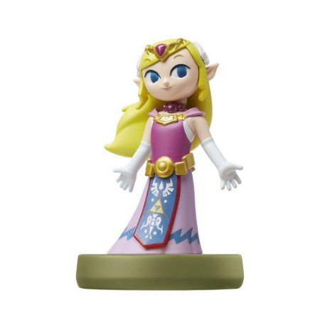 Nintendo Amiibo: Zelda - The Wind Waker - 30th Anniversary - Wii U, New Nintendo 3DS e Switch