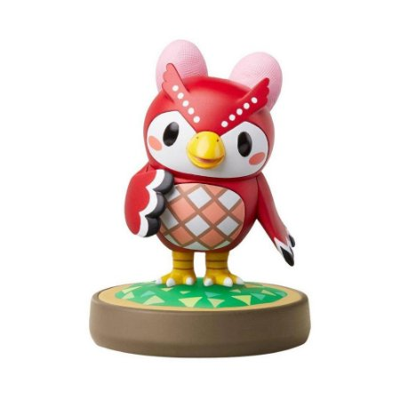 Nintendo Amiibo: Celeste - Animal Crossing - Wii U, New Nintendo 3DS e Switch