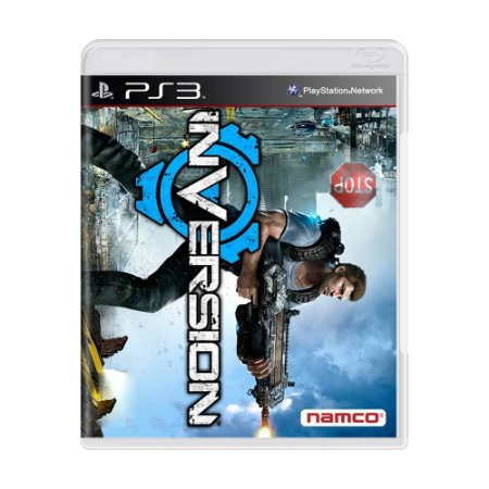 Jogo Inversion - PS3