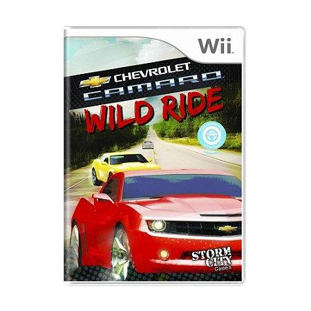 Jogo Chevrolet Camaro: Wild Ride - Wii