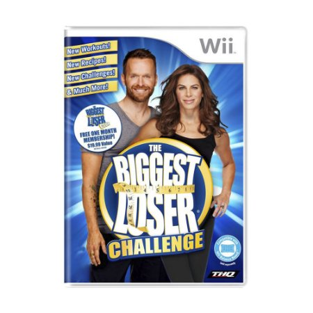 Jogo The Biggest Loser Challenge - Wii