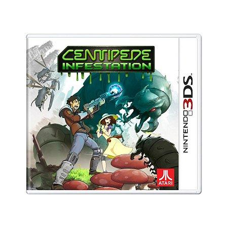 Jogo Centipede: Infestation - 3DS