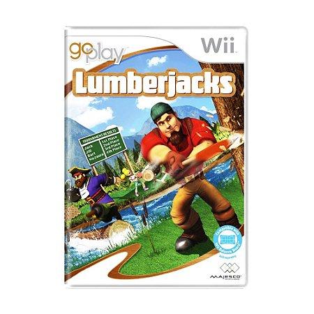 Jogo Go Play Lumberjacks - Wii