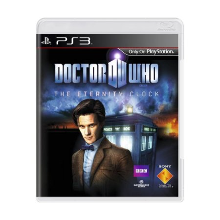 Jogo Doctor Who: The Eternity Clock - PS3