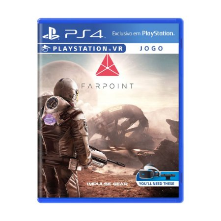 Jogo Farpoint - PS4