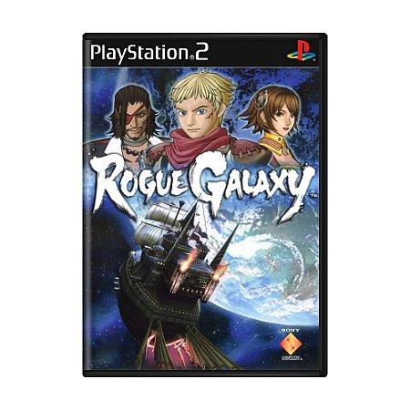 Jogo Rogue Galaxy - PS2
