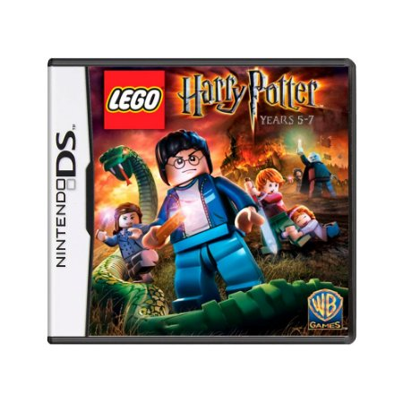 Jogo LEGO Harry Potter: Years 5-7 - DS