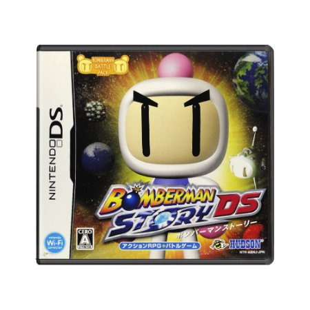 Jogo Bomberman Story - DS (Japonês)