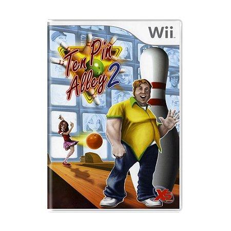 Jogo Ten Pin Alley 2 - Wii