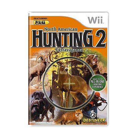 Jogo North American Hunting Extravaganza 2 - Wii