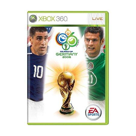 Jogo FIFA World Cup: Germany 2006 - Xbox 360