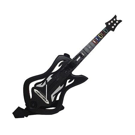 Guitarra Guitar Hero: Warriors of Rock - PS3 (Sem Tampa)