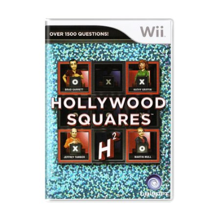 Jogo The Hollywood Squares - Wii