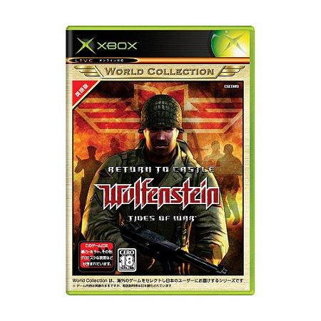 Jogo Return to Castle Wolfenstein: Tides of War - Xbox (Japonês)