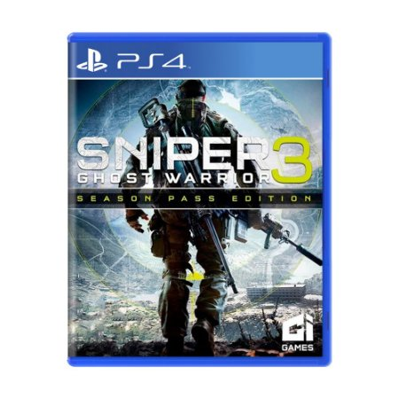 Jogo Sniper: Ghost Warrior 3 - PS4