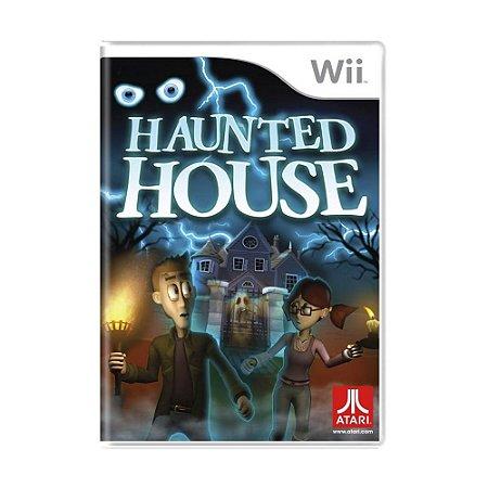 Jogo Haunted House - Wii