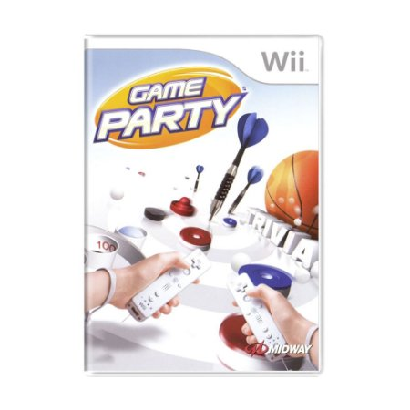 Jogo Game Party - Wii