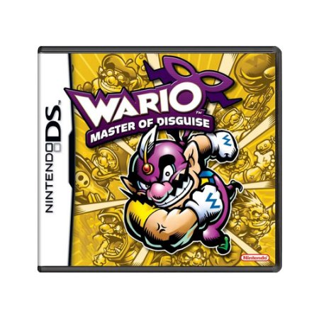 Jogo Wario: Master of Disguise - DS