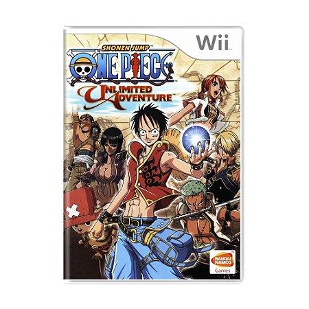 Jogo One Piece: Unlimited Adventure - Wii